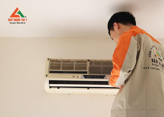 Học điện lạnh tại Trường Dạy nghề số 1